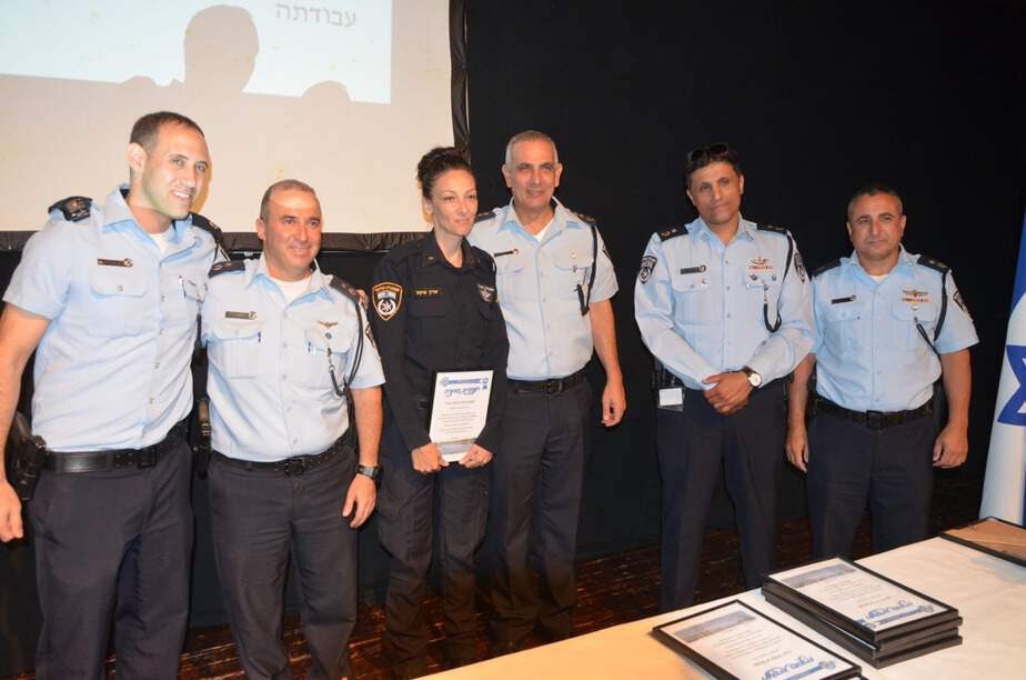 מתנדבי משטרת ישראל