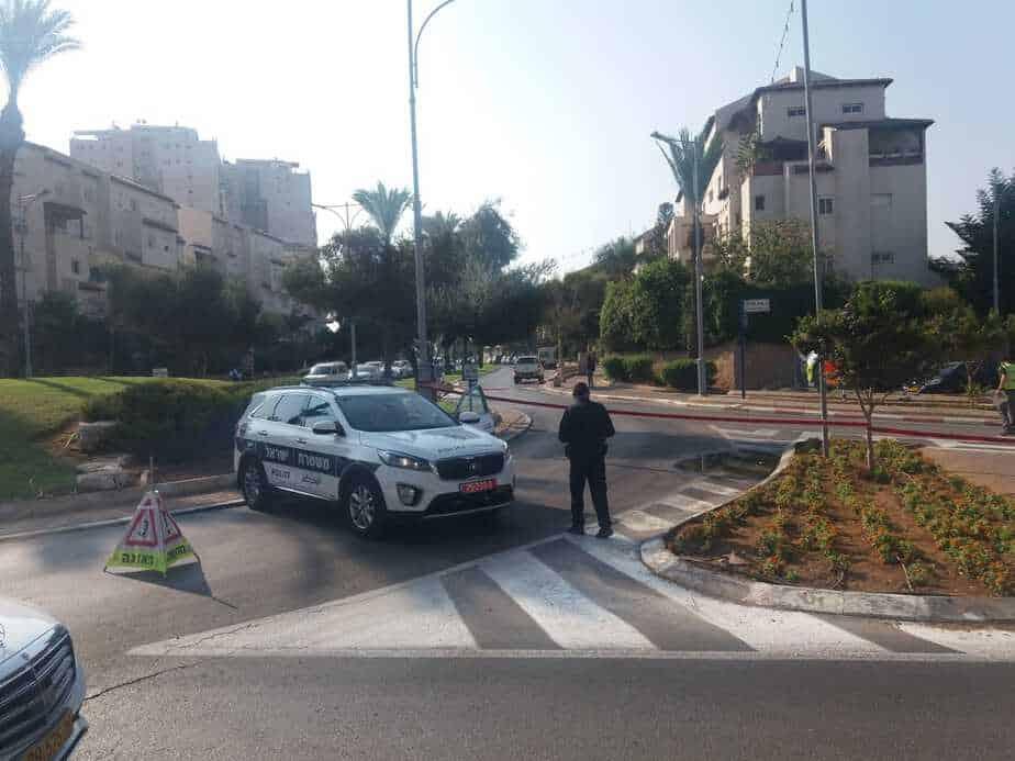 תאונת דרכים באור יהודה