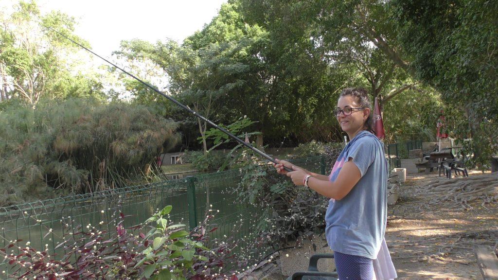 דיג בחמת גדר