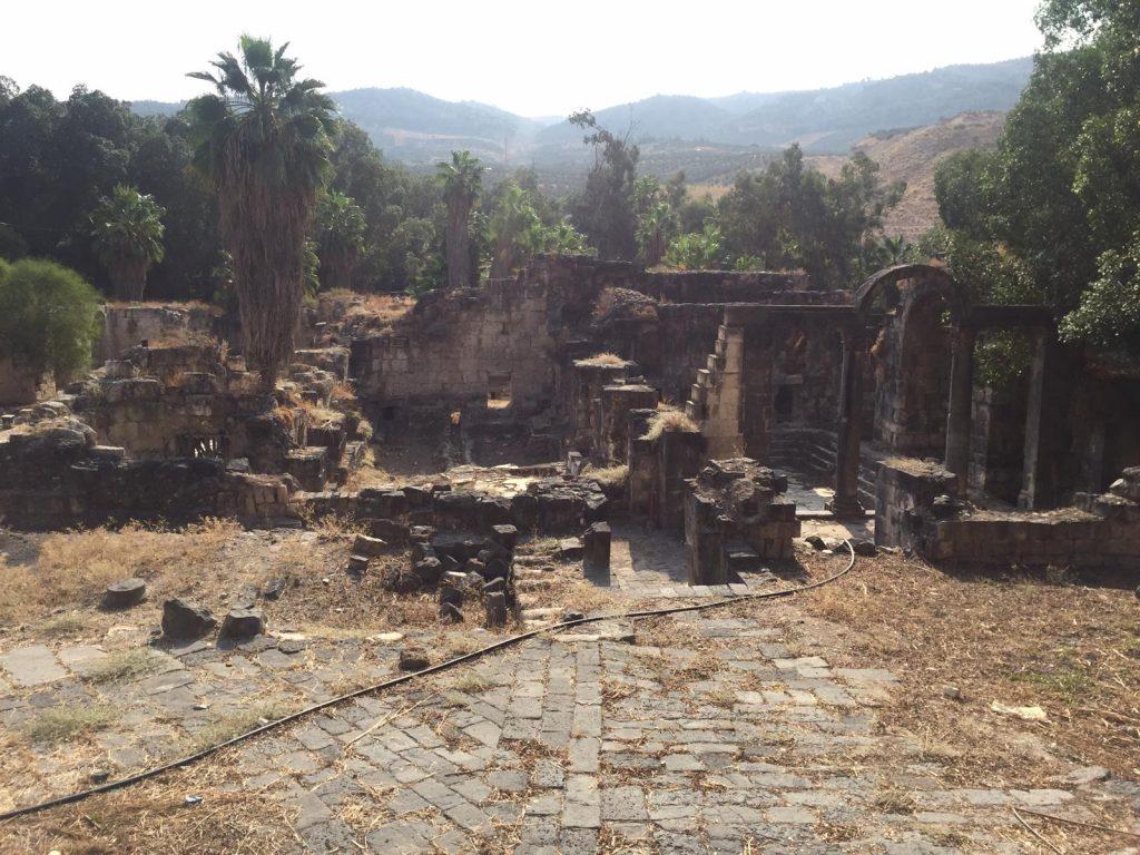 ארכאולוגיה בחמת גדר