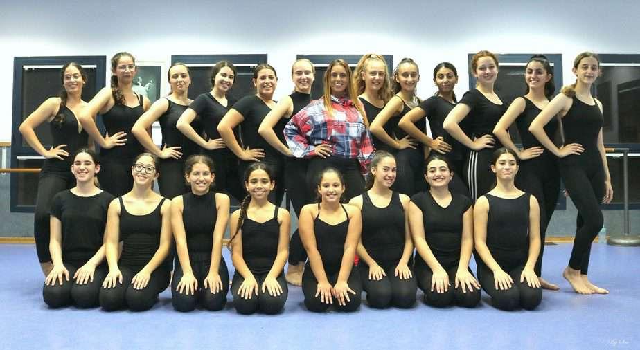 רקדניות להקת אלגרו צילום: סיגל רוזן