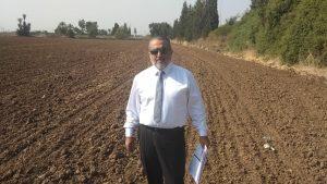 חבר מועצת אור יהודה עוזי אהרון