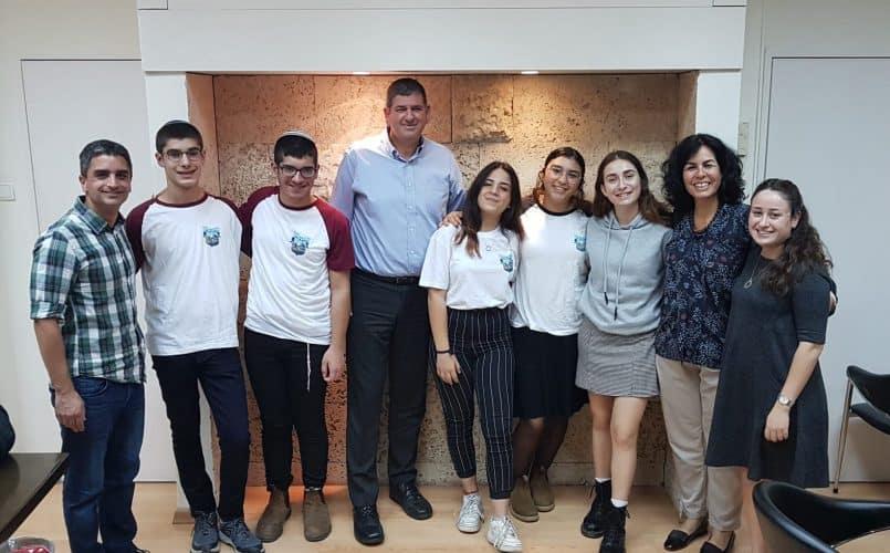 מועצת הנוער בגבעת שמואל