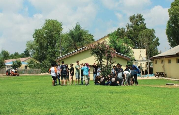 הכפר הירוק