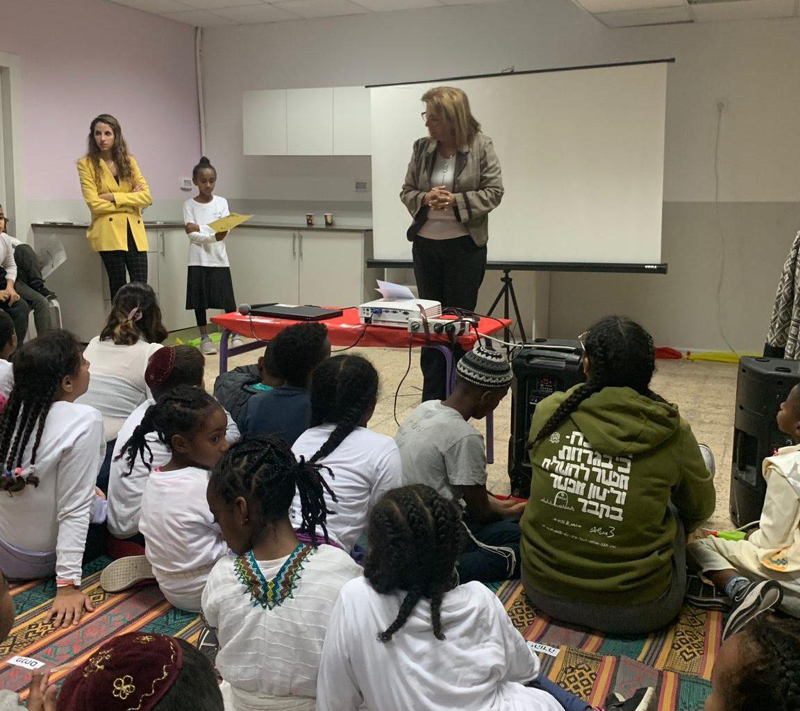 דלילה אשכנזי מנהלת אגף החינוך