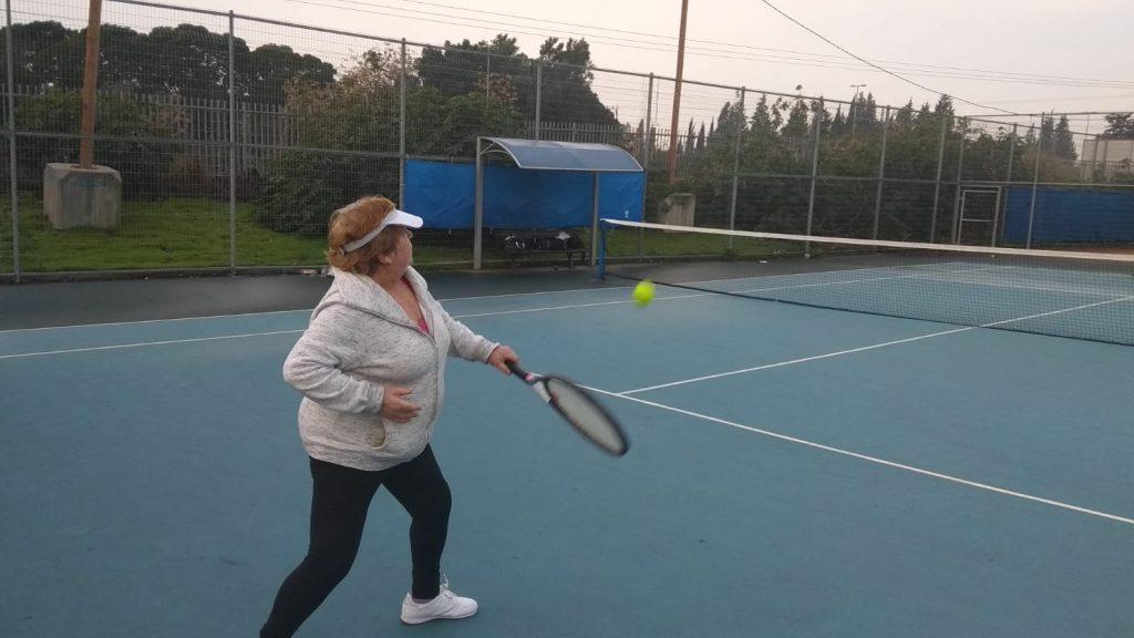 טניס ביהוד