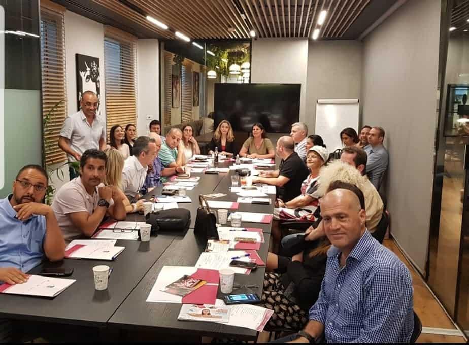 ישיבת מועצת גני תקווה