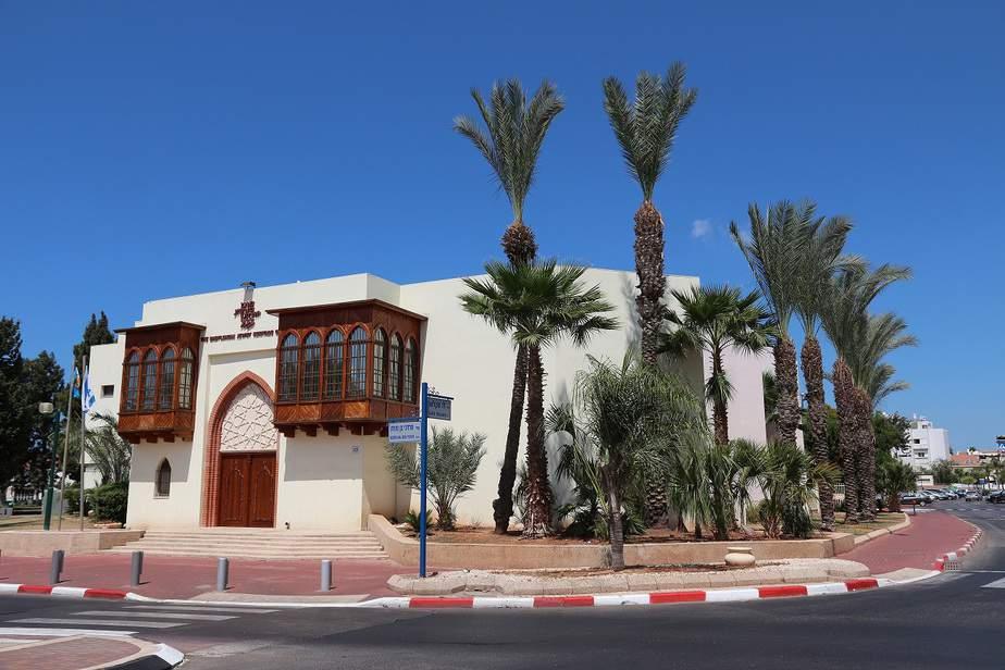 מרכז מורשת יהדות בבל. -צילום: יהודה כץ