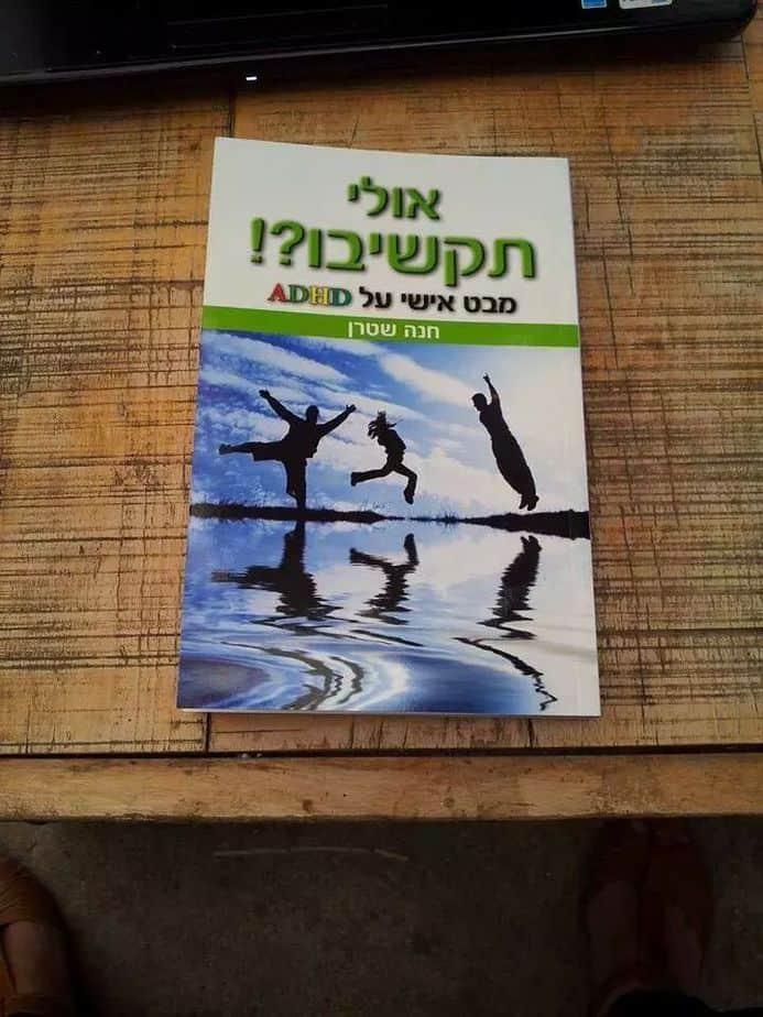 עטיפת הספר של חנה שטרן