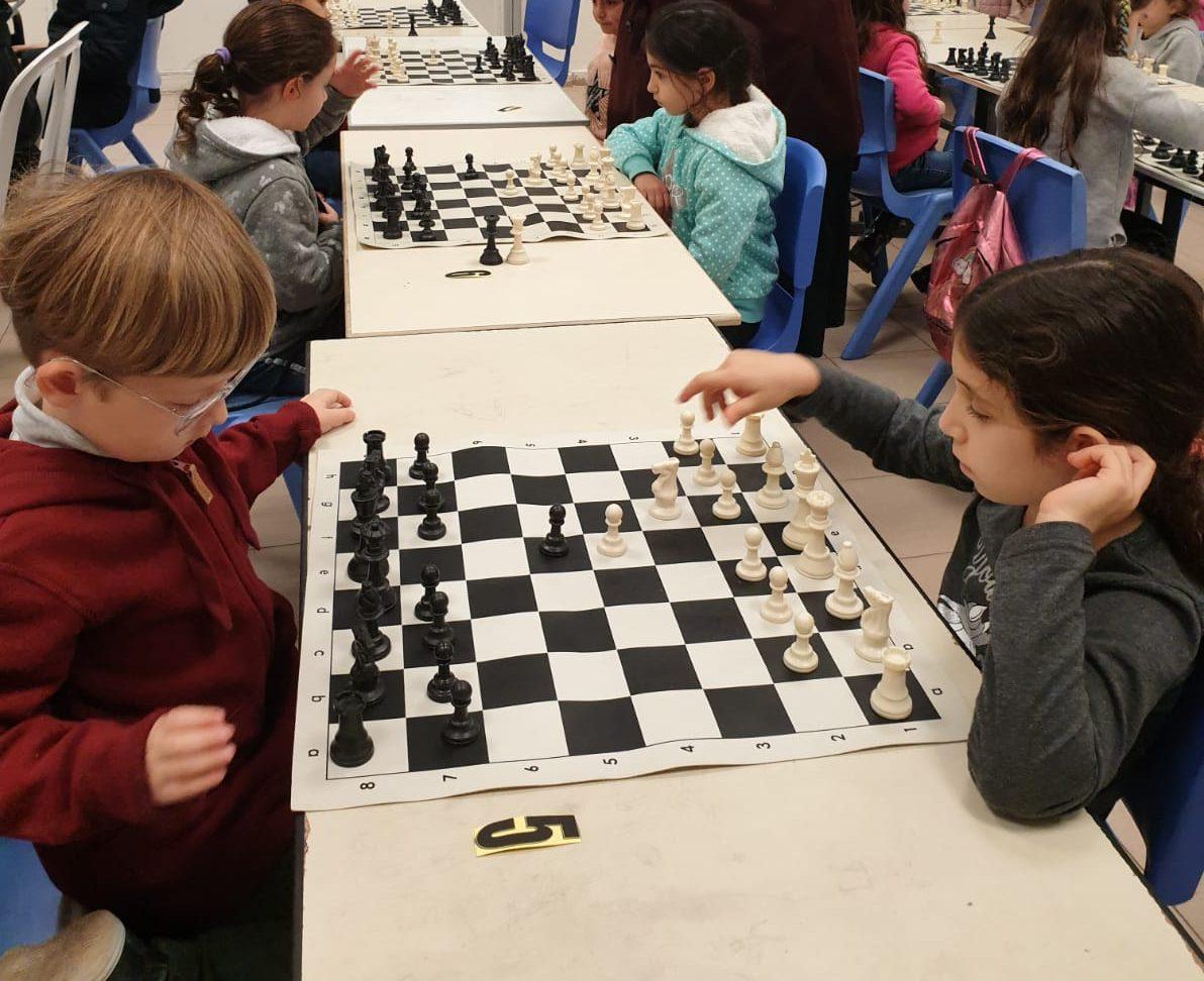 שחמט בסביון צילום ליאת שטיינבאום