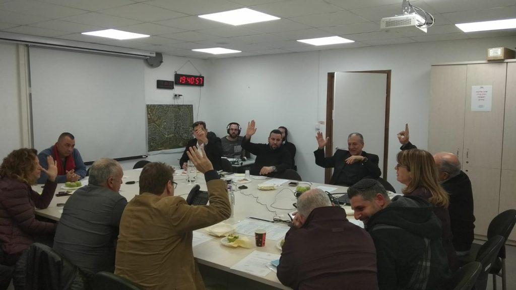 מועצת יהוד מאשרת קאנטרי
