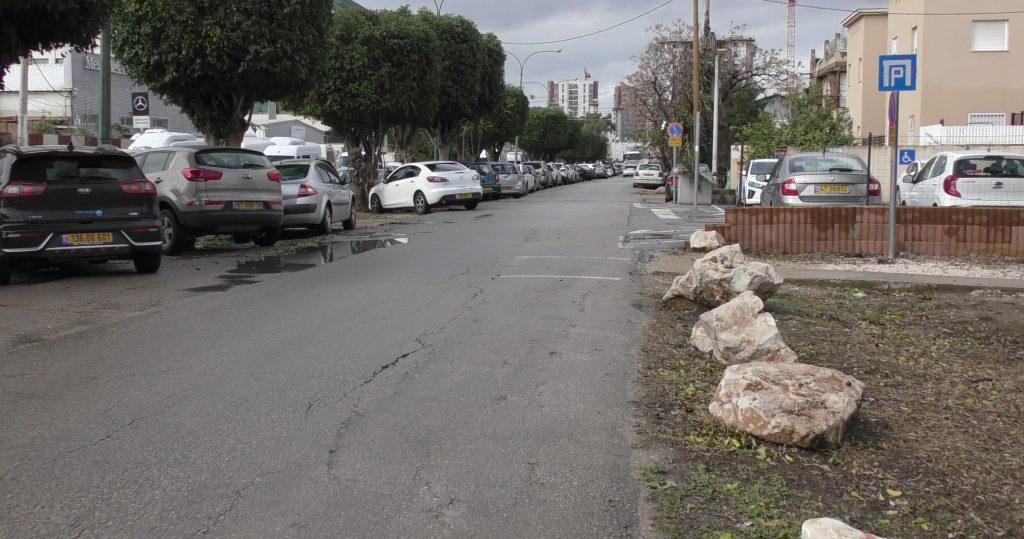 רחוב שבזי ביהוד