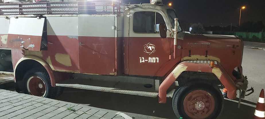מכבי אש צילום בני דדוש