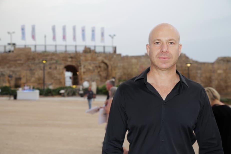 ארי שטיינברג. מנכ''ל אשמורת - צילום עזרא לוי