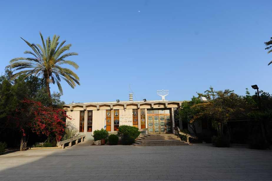 בית כנסת סביון. צילום: בית הכנסת סביון