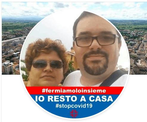 קמפיין באיטליה: ״אני נשאר בבית״