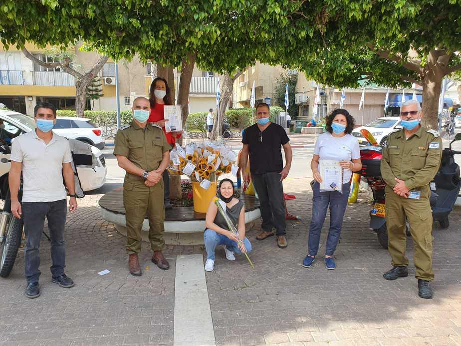 גבעת שמואל תציין את אירועי יום השואה. צילום: עיריית גבעת שמואל