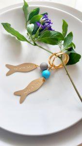 מחזיק מפתחות דג שפע זורם לחיי או הכל זורם 45 שח צילום דנדי בן שוע