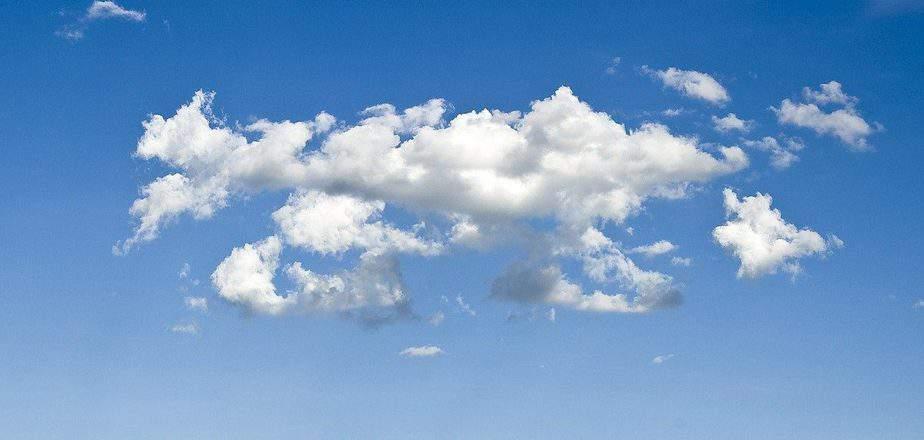 מעונן חלקית. צילום: פיקסביי