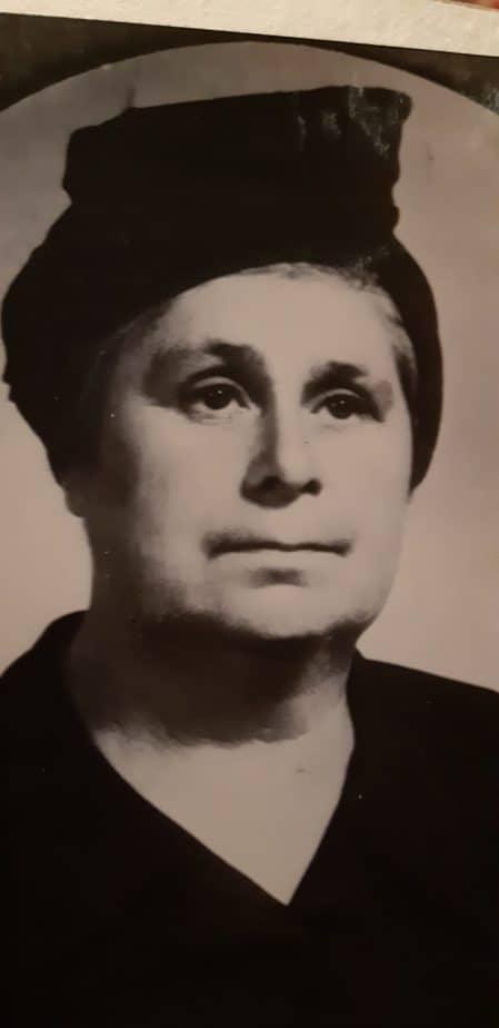 סבתא של אסתי לידר צילום פרטי