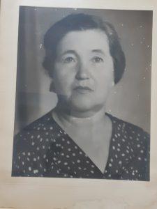 סבתא של רחל