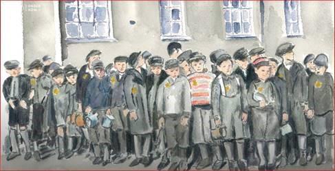 """יום שידורים מיוחד לרגל יום השואה. צילום: יח""""צ"""