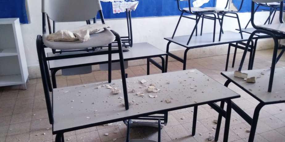 בית הספר הרצל ביהוד. צילום: באדיבות הנהגת ההורים הרצל