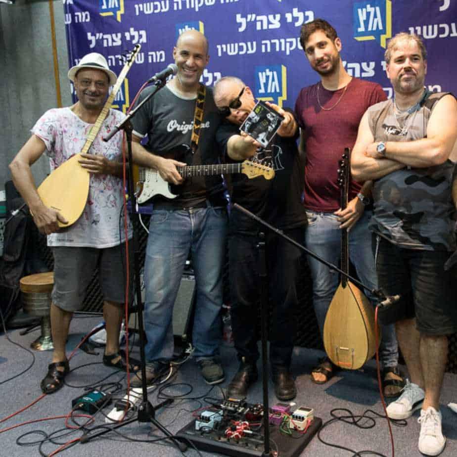 שחר כהן והעראק רוקס צילום זיו אורן