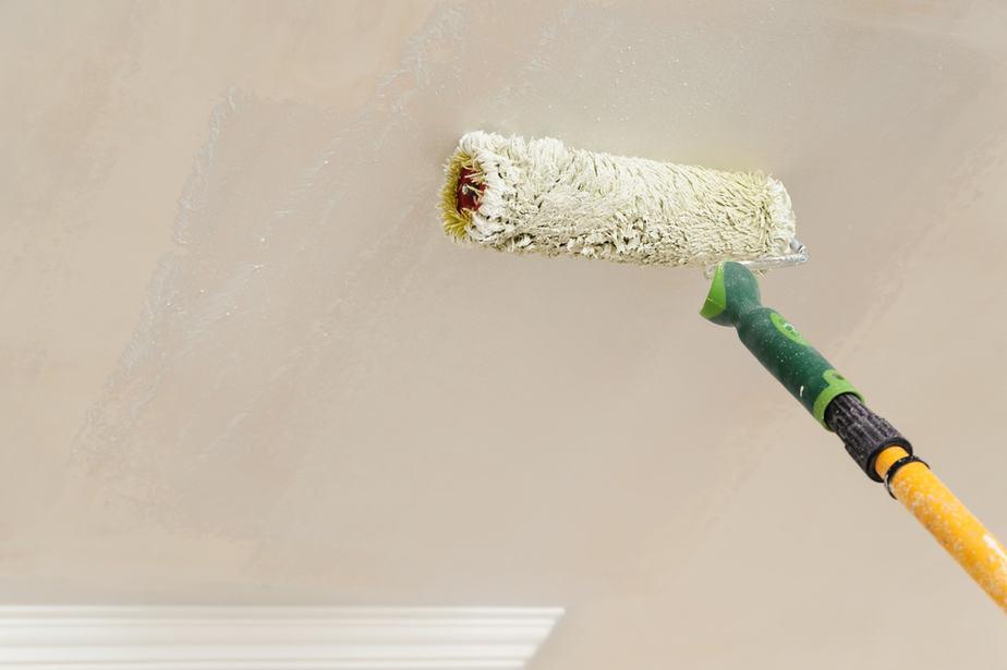 אריאל פרץ כתבה 5 דפוסיט בנק- Painting walls and ceilings