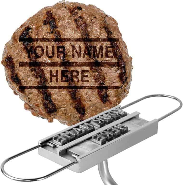חותמת אישית לבשר, 69 ש''ח להשיג ב- www.Gadgetshop.co.il, יחצ חול. צילום- אסף אמברם