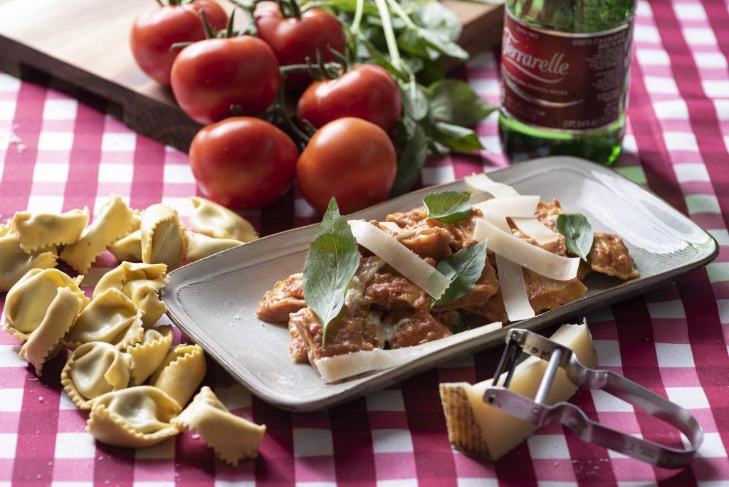 המטבח האיטלקי הגיע לאור יהודה. צילום: דוד ששון