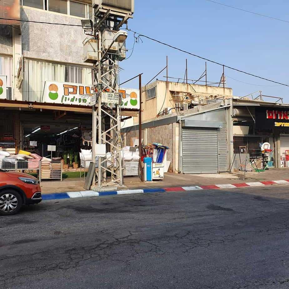 חנות הסטוק אור יהודה (צילום: אופיר מנחם)