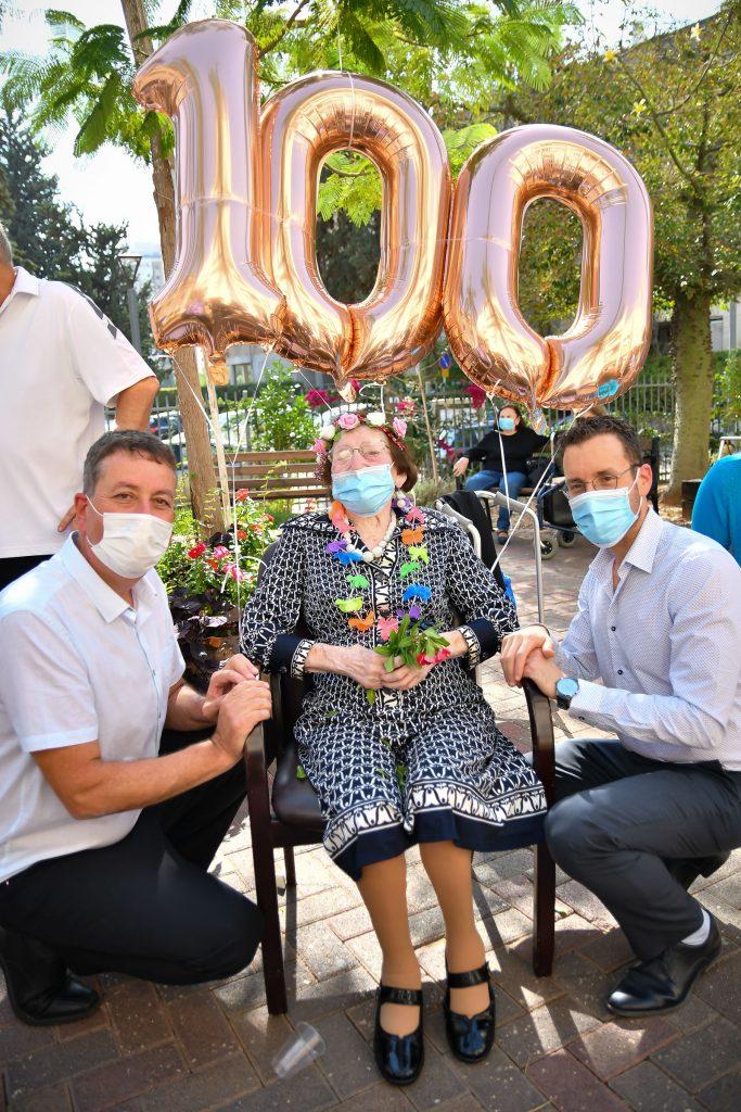 יום הולדת 100