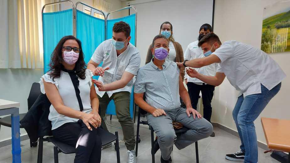 חיסון פסגה ראשי ערים כללית