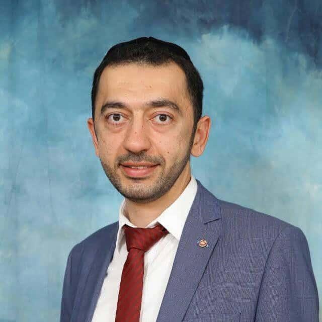 שלמה זלמן סיונוב (צילום סטודיו גבריאל)