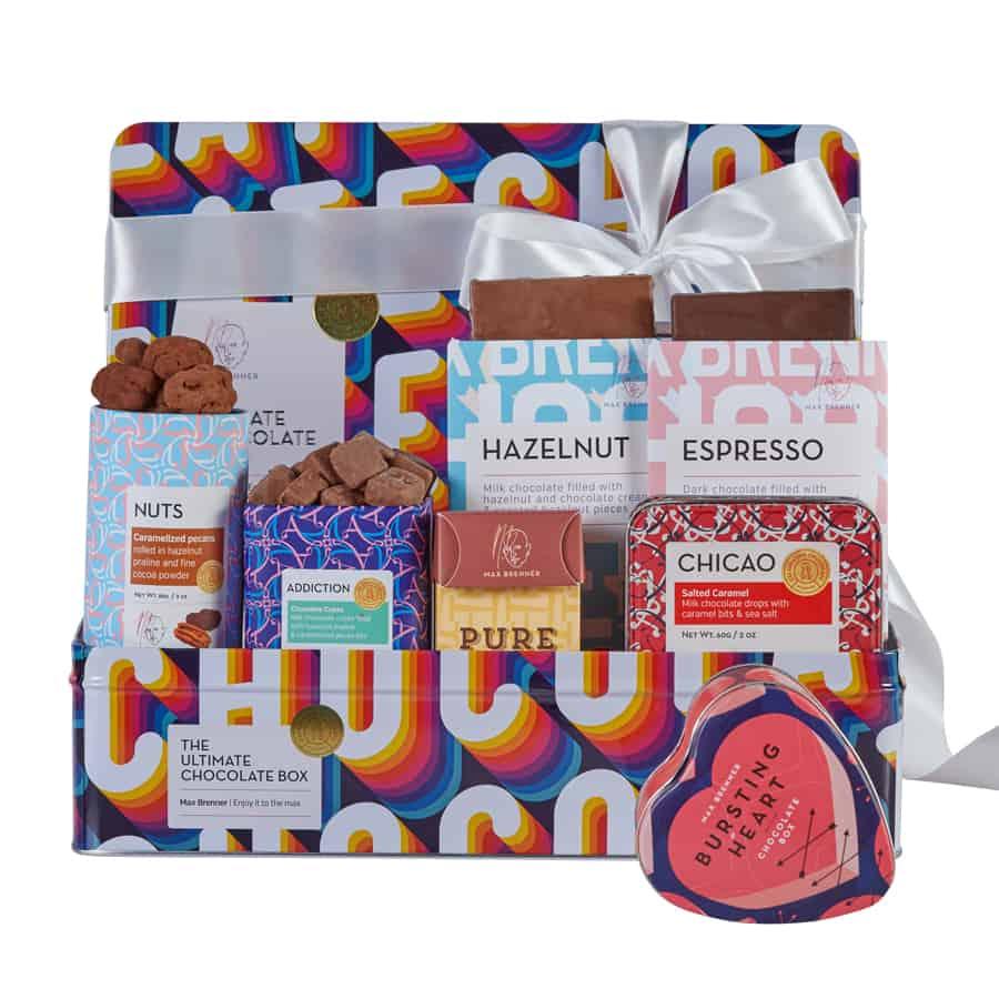 מוראל – רן רהב מארז ULTIMATE CHOCOLATE BOX של מקס ברנר 254 שח צילום יחצ מאושר לשימוש