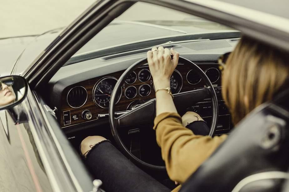 נשים נוהגות בטוח יותר מגברים (תצלום אילוסטרציה pixabay)