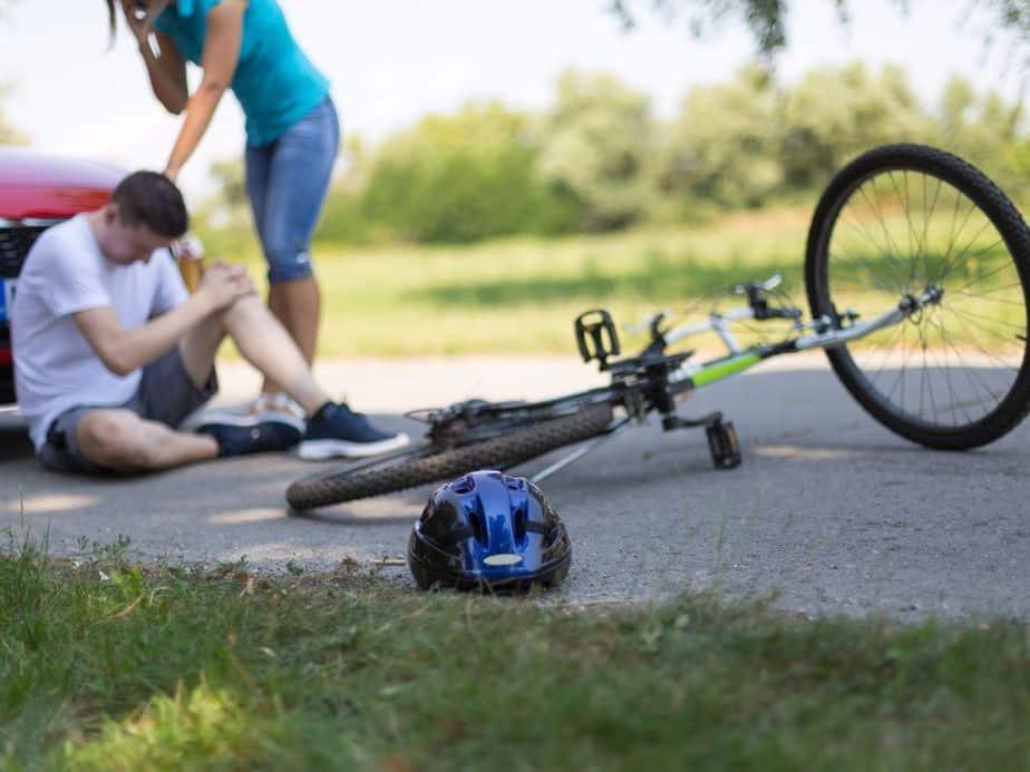 נפגעי תאונות אופניים בבקעת אונו (תצלום אילוסטרציה canva)