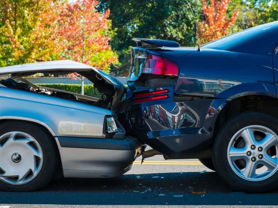תאונת חזית אחור (תצלום אילוסטרציה canva)