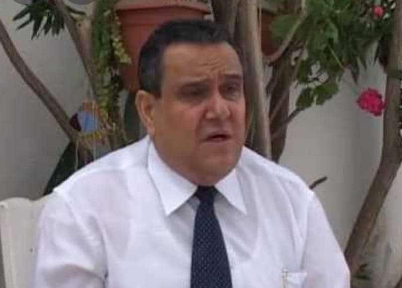 """זמיר בן ארי ז""""ל ראש עיריית גבעת שמואל לשעבר (צילום פרטי)"""