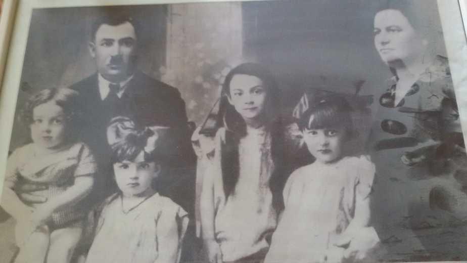 זיכרון משפחתי מהשואה (צילום פרטי)