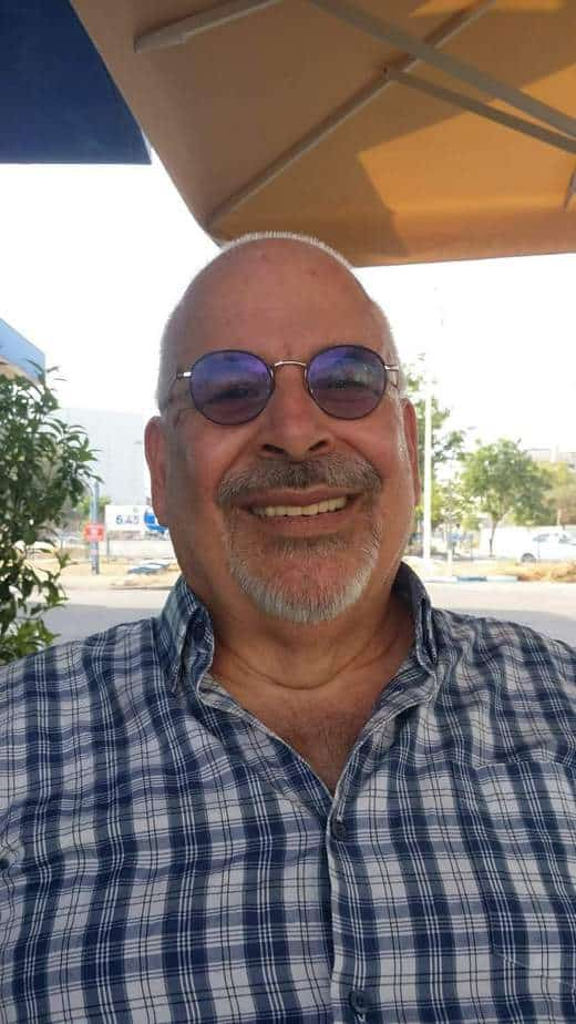 יעקב פרס. דור שני לשואה (צילום פרטי)