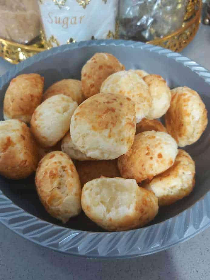 צ'יפות – לחמניות גבינה ארגנטינאיות. צילום: דורין אטיאס ארד