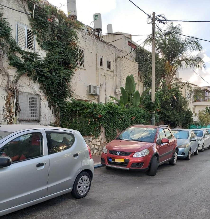 """רחוב הפלמ""""ח בגבעת שמואל. צילום: באדיבות התושבים"""