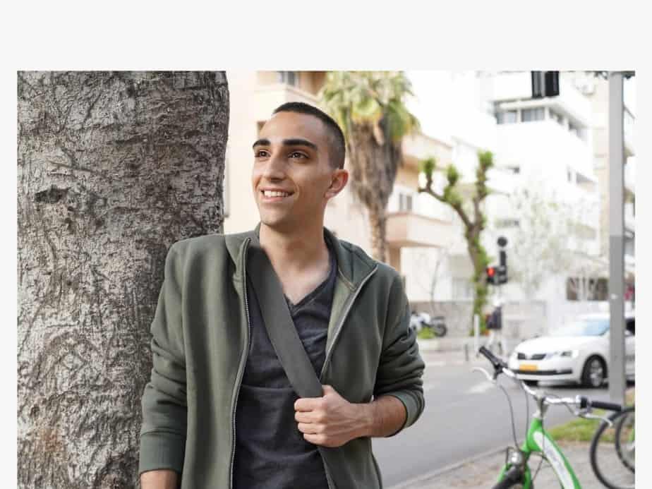 ערן דוד. צילום: ירוסלב שליפר