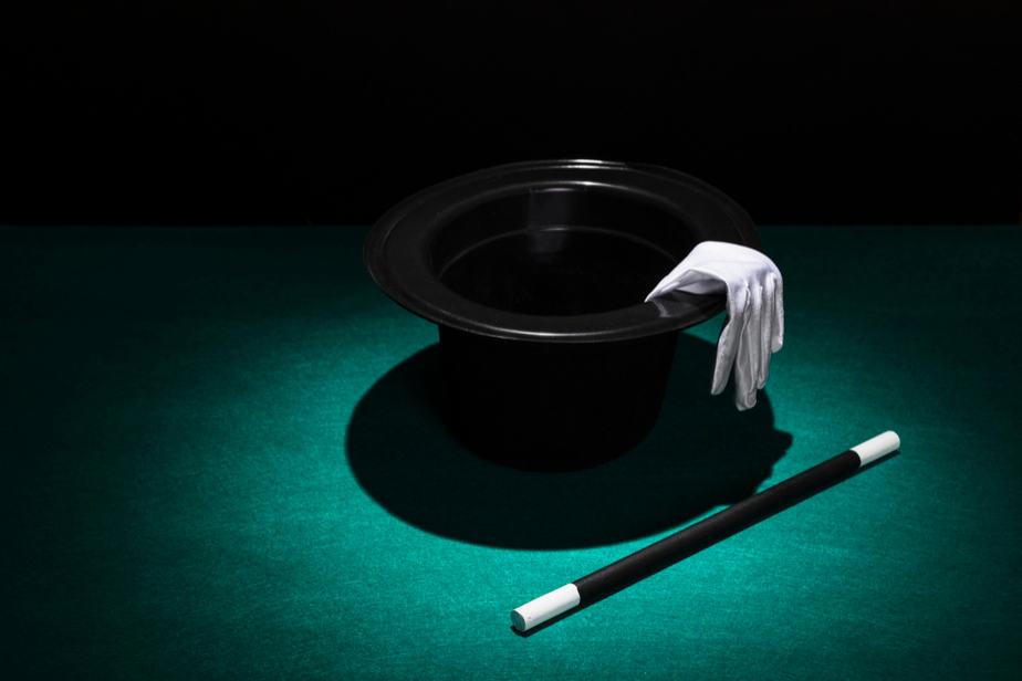 ביי פוסט קוסם למבוגרים ואמן חושים. צילום freepik